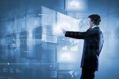 Нововведения технологии Стоковое Изображение