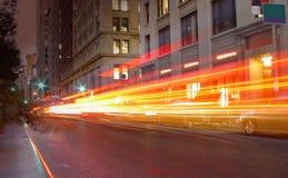 новое движение york Стоковые Фотографии RF