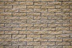 Новое здание стены с серым камнем Стоковое Изображение RF