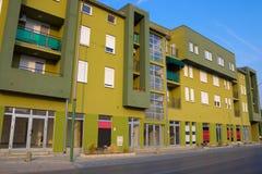 Новое здание Стоковая Фотография