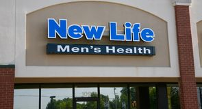 Новое здоровье ` s людей жизни Стоковое Изображение RF