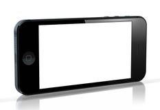 Новое iPhone 5 иллюстрация вектора