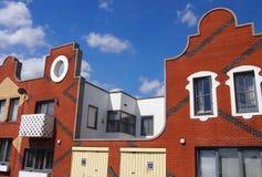 Новое Islington, Манчестер Великобритания Стоковые Изображения RF