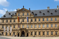 Новое Residenz в Бамберг Стоковая Фотография RF