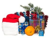 Новое Year& x27; подарки s Стоковое Изображение