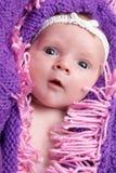 Ново - рожденный младенец Стоковые Изображения RF