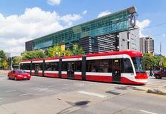 Новые автомобили улицы Торонто Стоковые Фото