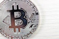 новые виртуальные деньги Cryptocurrency Стоковое Изображение