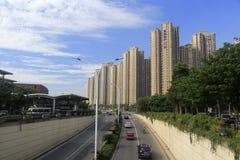 Новые жилые дома группы haitou Стоковая Фотография