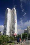 Новые жилые дома группы haitou Стоковая Фотография RF