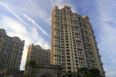 Новые жилые дома Стоковое фото RF