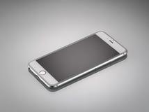 Новые лицевая сторона iPhone 6 Яблока добавочная Стоковое Изображение RF
