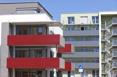 Новые квартиры Стоковые Изображения