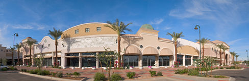 новые магазины Стоковая Фотография
