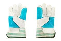 Новые работая перчатки Стоковое фото RF