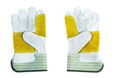Новые работая перчатки Стоковое Фото