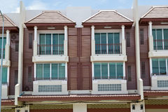 Новые самомоднейшие квартиры Стоковые Фото
