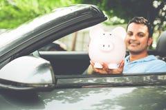 Новые сбережения автомобиля спорт Стоковые Фото