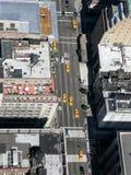 новые улицы york Стоковая Фотография
