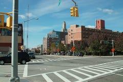 новые улицы york Стоковое Фото