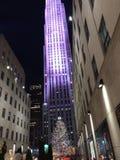 новые улицы york Стоковое фото RF