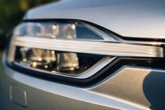 Новый автомобиль 2018 Volvo XC60 стоковое изображение rf