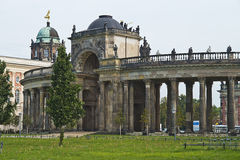 Новый дворец, Потсдам, Германия Стоковое Изображение RF