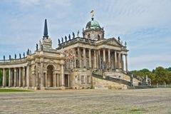 Новый дворец, Потсдам, Германия Стоковая Фотография RF