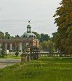Новый дворец, Потсдам, Германия Стоковая Фотография