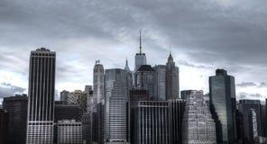 Новый всемирный торговый центр Стоковая Фотография RF