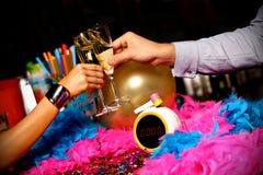 новый год здравицы Стоковое Изображение RF