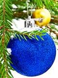 новый год игрушек Стоковая Фотография