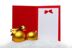 новый год игрушки снежка s Стоковое фото RF