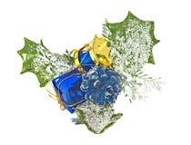 новый год игрушки s стоковое изображение