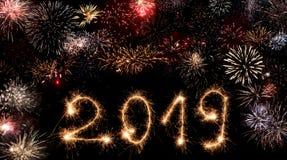 Новый Год кануна стоковое изображение rf