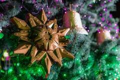 Новый Год колокола рождества Стоковая Фотография RF