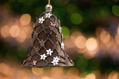 Новый Год колокола Стоковое Изображение
