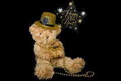 Новый Год медведя Стоковые Фотографии RF