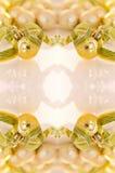 новый год орнамента s Стоковая Фотография