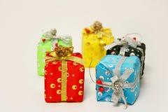 Новый Год подарка Стоковое Изображение