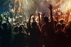 Новый Год принципиальной схемы Стоковые Фото