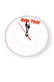 Новый Год принципиальной схемы Стоковая Фотография RF