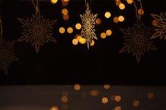 Новый Год рождества предпосылок стоковое изображение rf