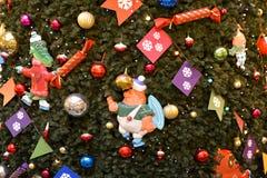 Новый Год рождества рождество моя версия вектора вала портфолио стоковое изображение rf