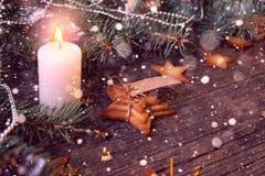 Новый Год рождества счастливое веселое Справочная информация Стоковое Изображение RF