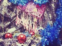 Новый Год украшений рождества стоковые фото