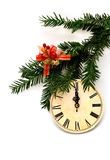 Новый Год украшения рождества Стоковое Фото