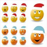 новый год усмешек Стоковые Фотографии RF