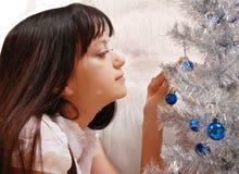 Новый Год чуда превидения Стоковое Фото