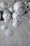 Новый Год шариков Стоковое Фото